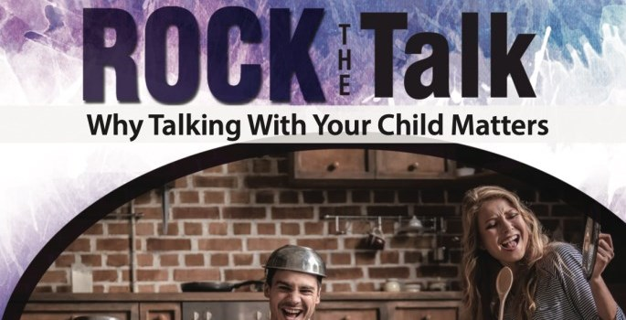 Rock the Talk booklet cover