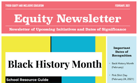 Equity Newsletter